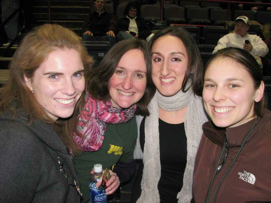Were you Seen at Siena versus Rider? (Kristi L. Gustafson)