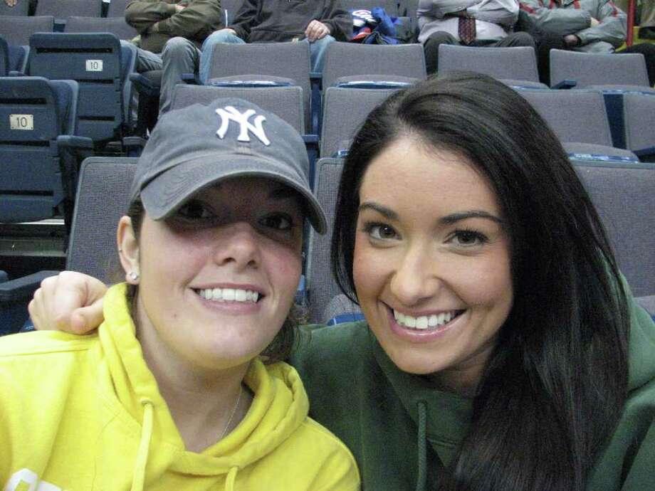 Were you Seen at Siena versus Rider? (Kristi L. Gustafson)