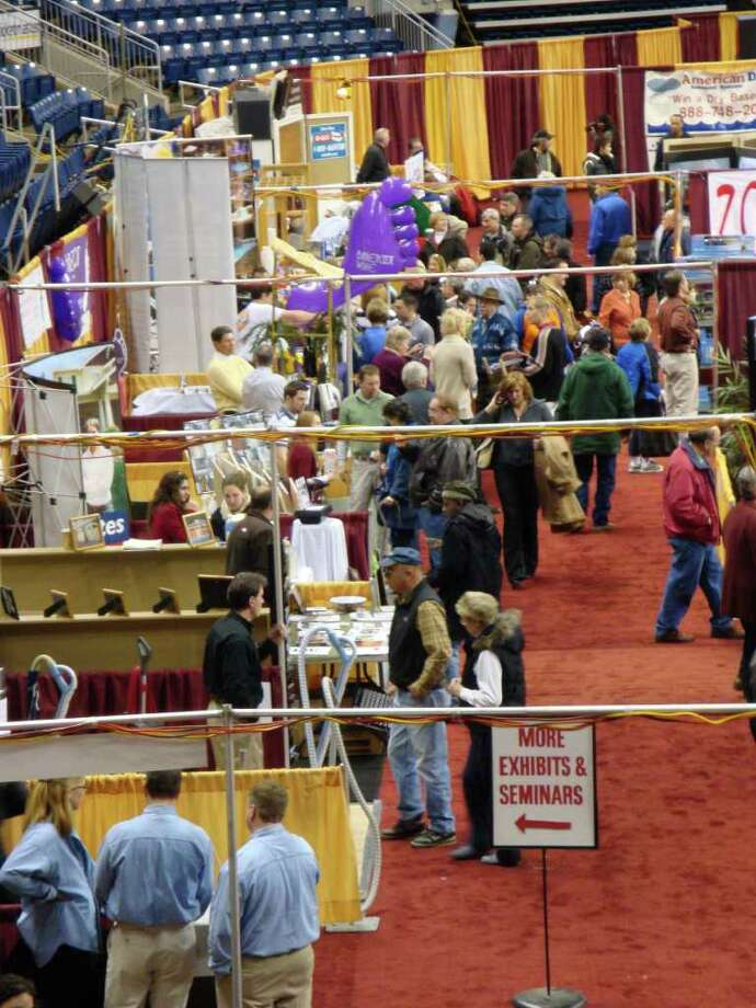 The 10th annual Home Show at Webster Bank Arena at Harbor Yard in Bridgeport takes place Saturday, Jan. 29, and Sunday, Jan. 30. Photo: CONTRIBUTED PHOTO