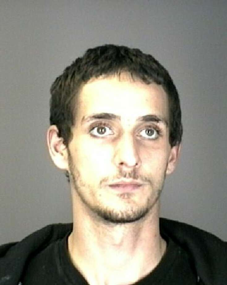 David M. Bradt, 24, of Maplewood Avenue, Colonie. (Courtesy: Colonie Police Department)