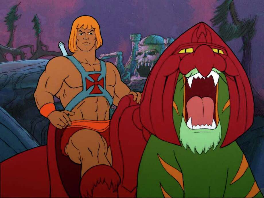 """He-Man and She-Ra's Christmas Special"" -- This mid-1980s gem doesn't quite answer how Christian tradition plays on Eternia, but it is absolutely bonkers. And on Netflix. / AP2005"