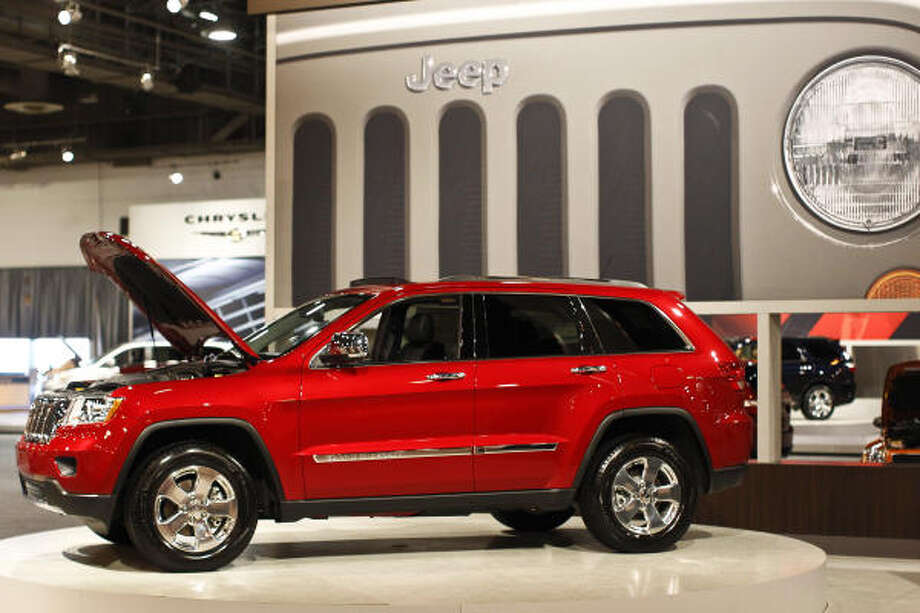 Model: 2011 Jeep Grand Cherokee LimitedReason: The 2005-2010 Grand Cherokee wasn't bad, but the 2011 redesign took it to another level with its handsome cabin, impressive ride quality and characteristic Jeep off-road ability.Source: Cars.com via PR Newswire