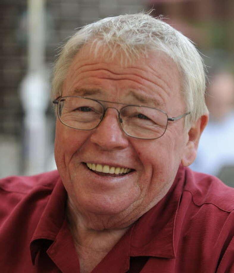 John McLoughlin (Skip Dickstein / Times Union archive)