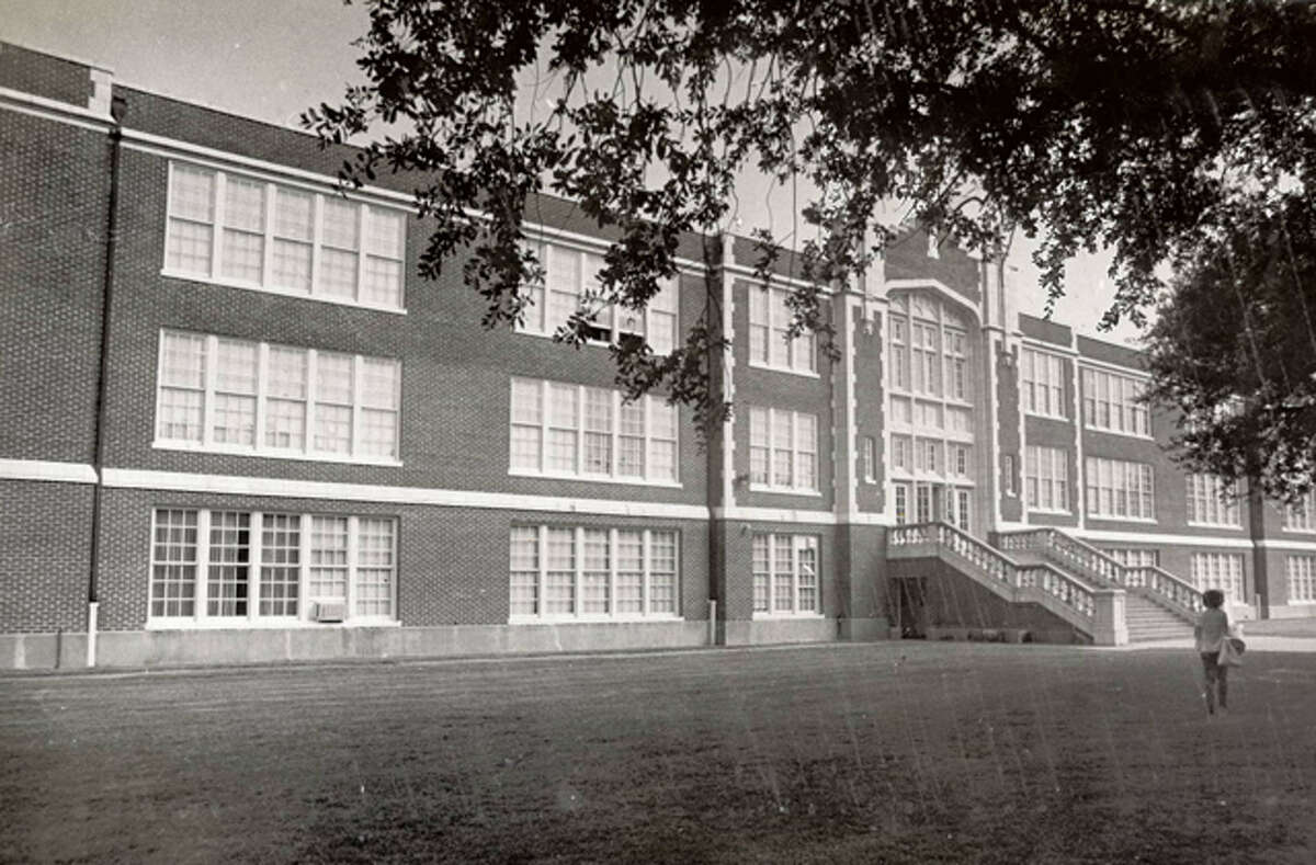 South Park High School in 1980