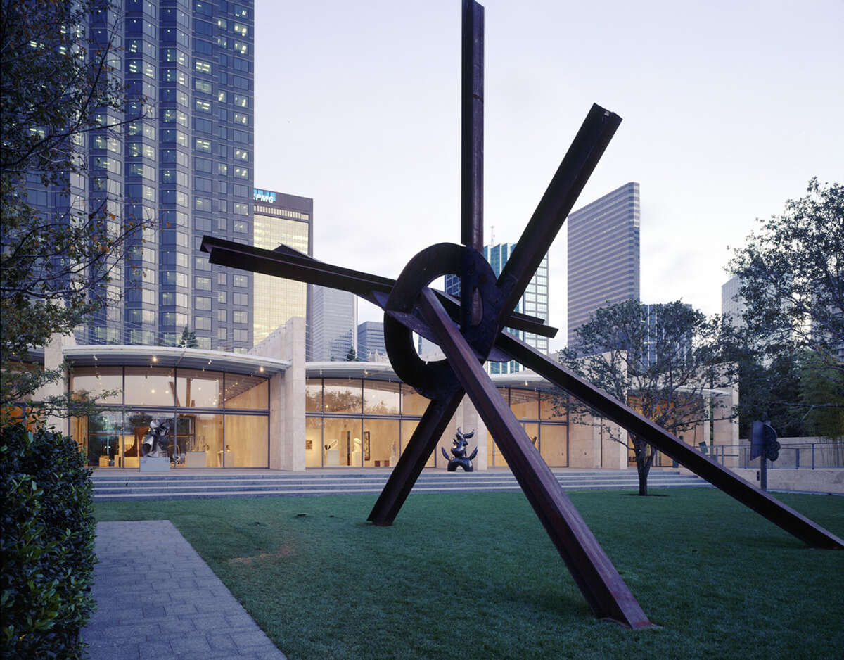 Dallas -- The Dallas Arts District, with parts of Deep Ellum and Exposition Park.