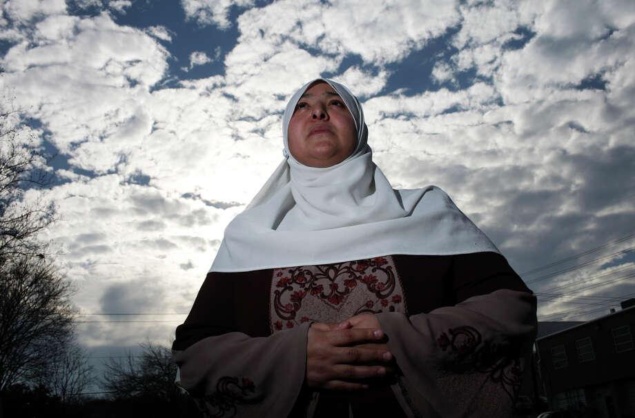 Former Egyptian resident Wesam Shash. Photo: EDWARD A. ORNELAS/eaornelas@express-news.net