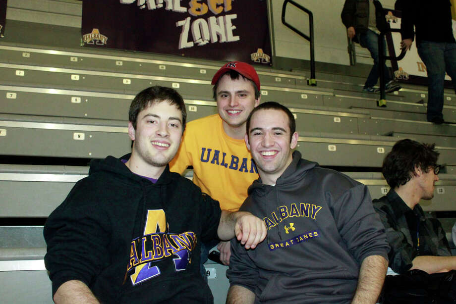 Were you seen at UAlbany VS Vermont? Photo: Charlie Vella