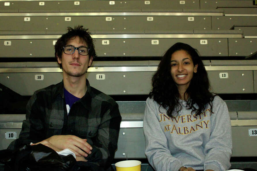 Were you seen at UAlbany VS Vermont?