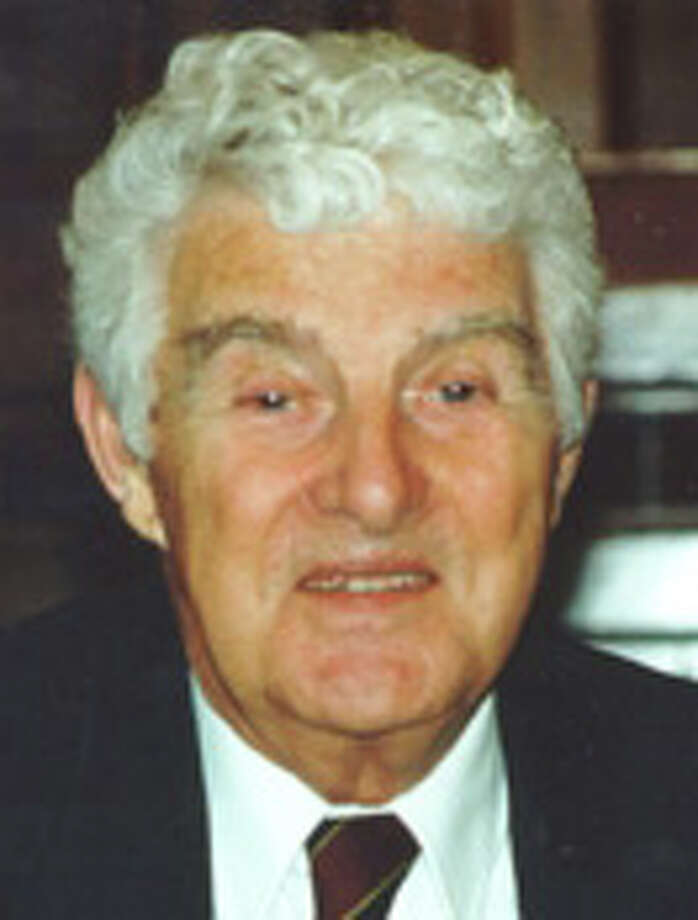 Carl Dickman, a former Fairfield selectman and state legislator, died Sunday. Photo: Contributed Photo / Fairfield Citizen contributed