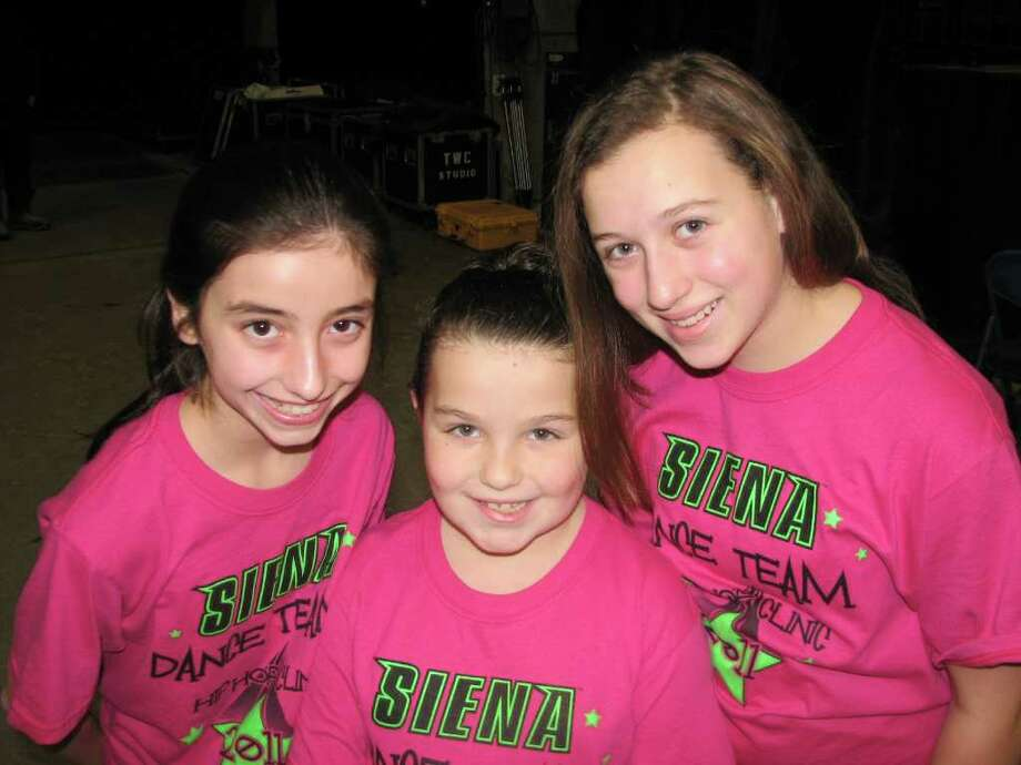 Were you seen at Siena V. Niagara? Photo: Kristi Gustafson
