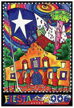 New Fiesta 2015 poster unveiled San Antonio Express News