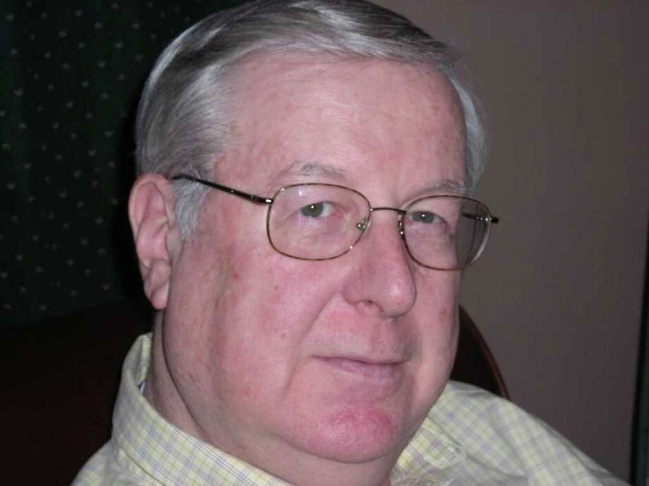 """John J. Gilmore will discuss his first novel, """"Synopsis of Cocaineros Duel,"""" in a Feb. 1 program at the Fairfield Public Library. Photo: Contributed Photo / Fairfield Citizen contributed"""