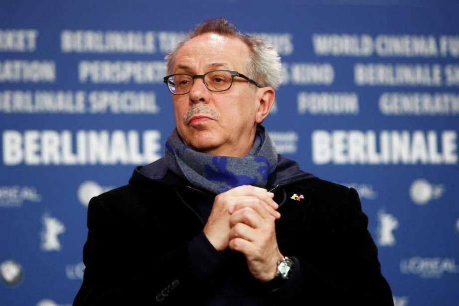 Dieter Kosslick director of the Berlin's International Film Festival Berlinale presents the program of the festival to media at a news conference in Berlin on Tuesday, Feb. 1, 2011. The 61th Berlinale takes place in the German capital from Feb. 10 until Feb. 20, 2011.(AP Photo/Markus Schreiber) Photo: Markus Schreiber, STF / AP
