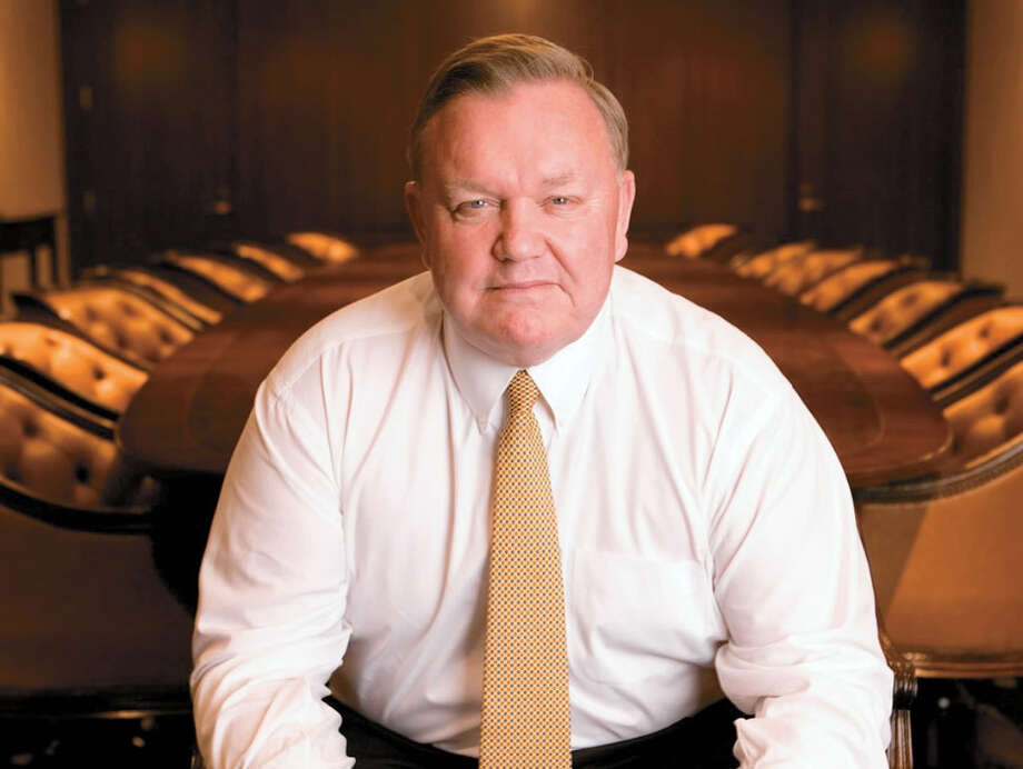 Robert Burton, of Greenwich. Burton is demanding the return of $3 million in donations to the University of Connecticut and the removal of his name from a campus building because he wasn't consulted when the school hired Paul Pasqualoni as its new football coach. Photo: Contributed Photo, ST / Stamford Advocate Contributed
