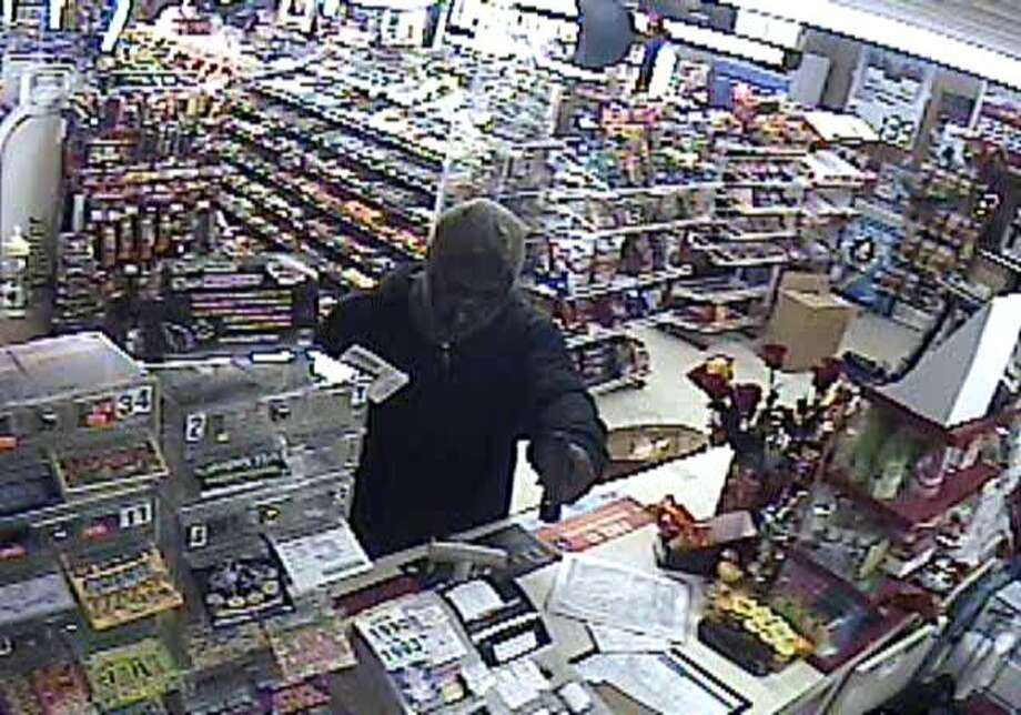 A suspect who robbed a Hardin County convenient store Jan. 31 was caught on surveillance video.