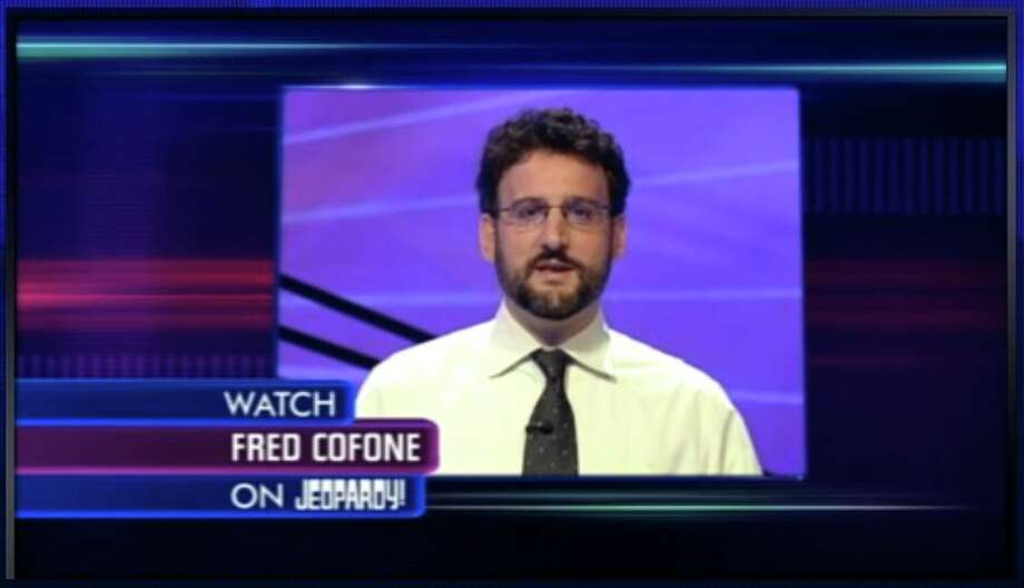 Old Greenwich resident Fred Cofone will compete on Jeopardy! this week.
