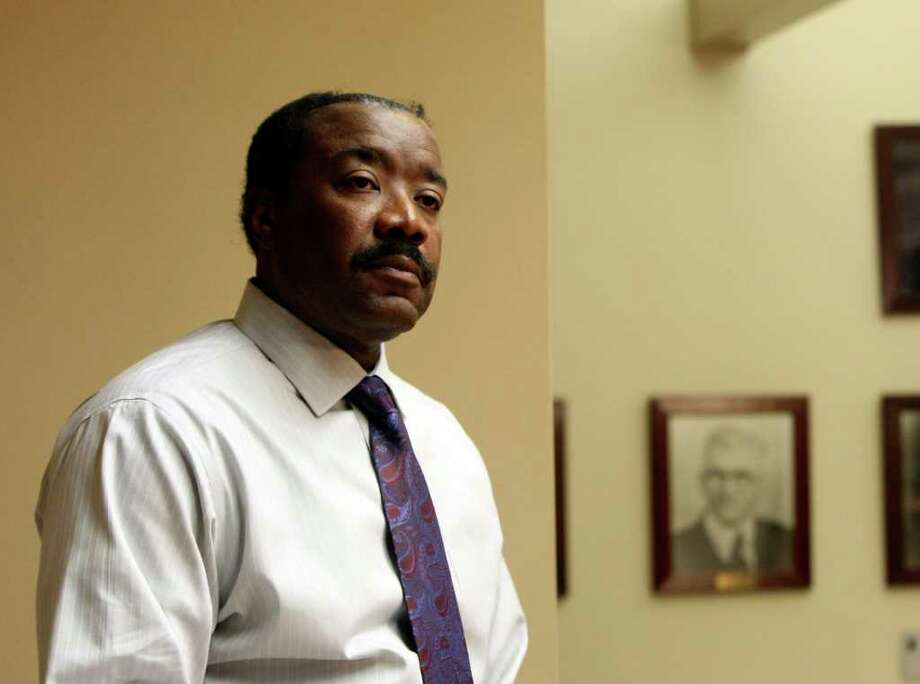 CPS Energy CEO Doyle Beneby Photo: HELEN L. MONTOYA, SAN ANTONIO EXPRESS-NEWS / hmontoya@express-news.net