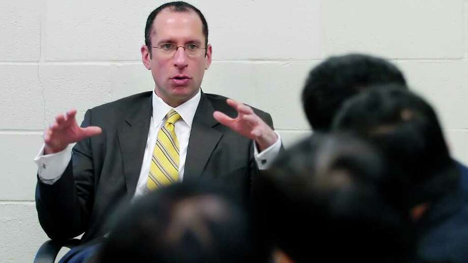 FILE — Superintendent of Schools Joshua Starr. Photo: File Photo / Stamford Advocate File Photo