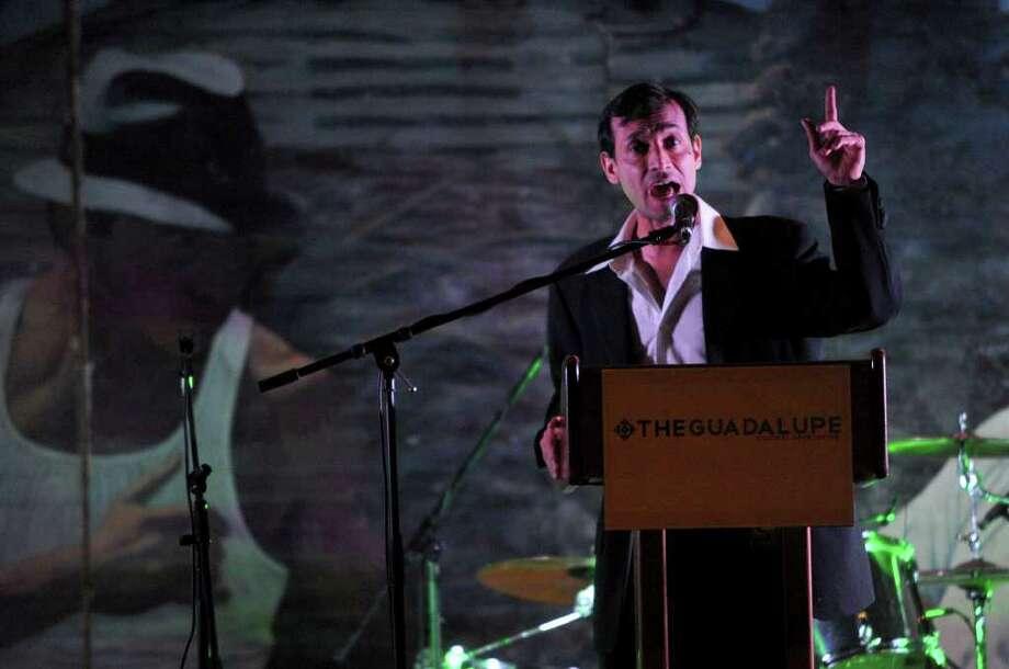 CineFestival en San Antonio, the nation's original and longest-running Latino film festival, will celebrate its 35th anniversary February 23-March 2. Photo: BILLY CALZADA, SAN ANTONIO EXPRESS-NEWS / gcalzada@express-news.net