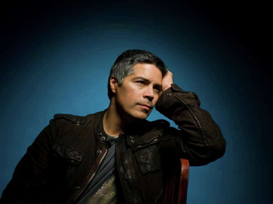 "Esai Morales from the film ""Gun Hill Road"" poses for a portrait in the Fender Music Lodge during the 2011 Sundance Film Festival on Sunday, Jan. 23, 2011 in Park City, Utah. Photo: AP"