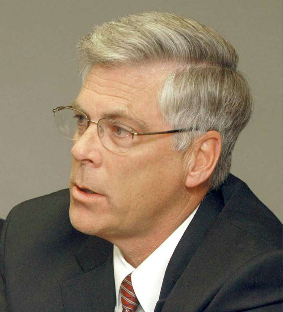 Bethel School Superintendent, Gary Chesley.