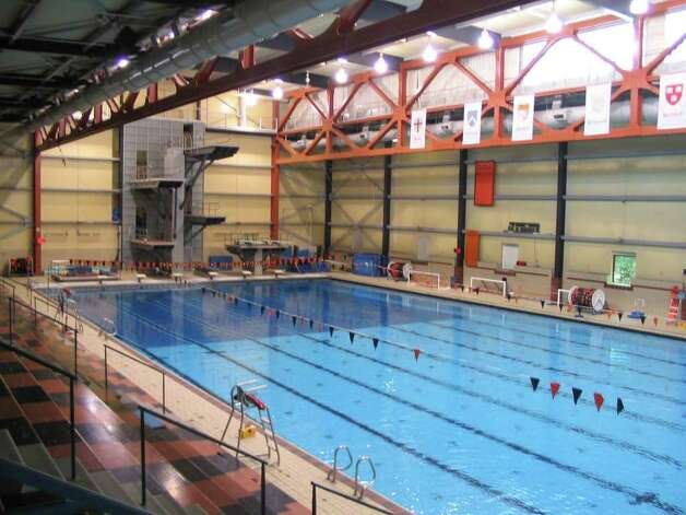 Greenwich boosters give it the old college try and then - Princeton university swimming pool ...