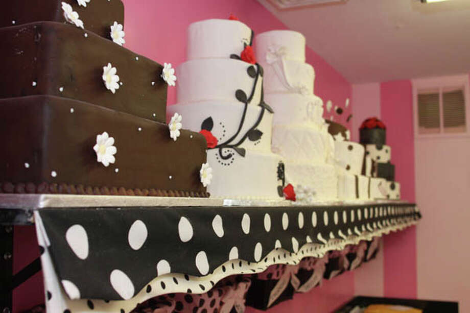 Coccadotts Cake Shop in Albany offers unique confections that are part art, part dessert. (Paul Barrett/Life@Home) Click here to read the story.