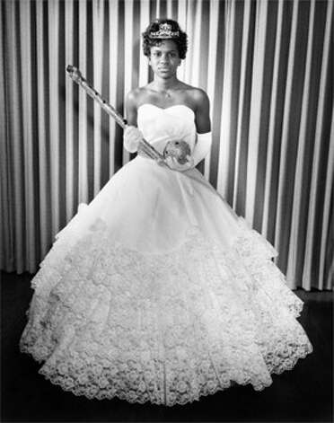 Alonzo Jordan [Homecoming queen], 1960s © 1996 Documentary Arts, Inc. Photo: Provided / Beaumont