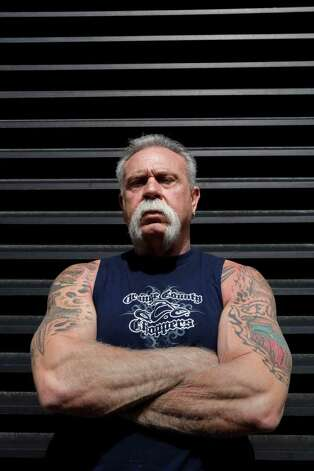 Paul Teutul, 61, the proprietor of Orange County Choppers and star of the popular Discovery Channel TV program declined comment when asked how his name and personal information appeared on business records in connection with a Florida steriods case. The records show Teutul received thousands of dollars worth of steroids over a multi-year period. (AP) / AL