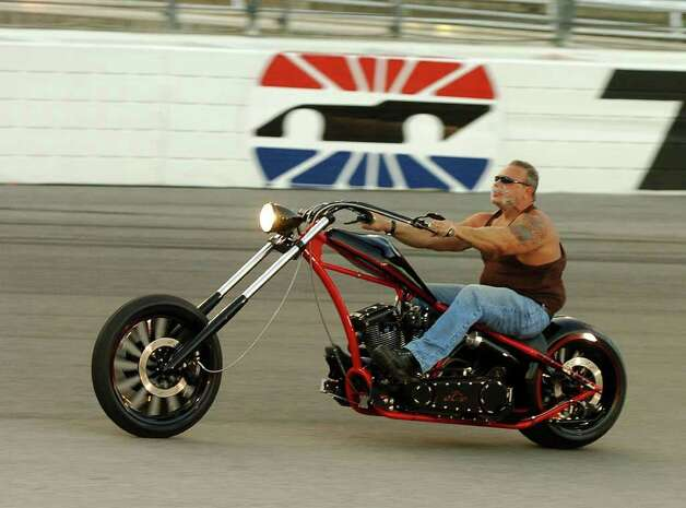 Paul Teutul, 61, founder of Orange County Choppers, received 11 prescriptions for steroids and human growth hormone from a mentally troubled Florida dentist convicted of drug distribution charges. During a four-year period, Teutul received more than $50,000 worth of steroids and other drugs from clinics and doctors targeted in criminal investigations. Teutul declined comment on his receipt of the drugs. (AP) / AL
