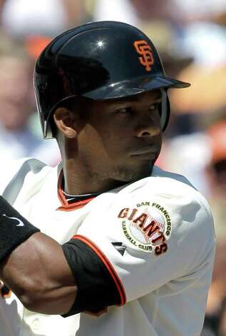 In 2007, the San Francisco Chronicle reported Jose Guillen received prescriptions for performance-enhancing drugs, including human growth hormone, from a Florida dentist. Last October, The New York Times reported Guillen was linked to a federal investigation into shipments of human growth hormone sent to Guillen's wife in the Bay Area. (AP Photo/Marcio Jose Sanchez) Photo: Marcio Jose Sanchez / AP