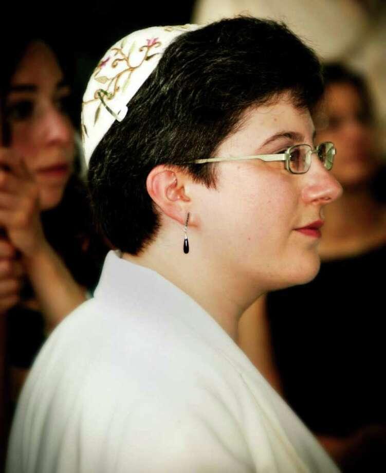Rabbi Rachel Gurevitz of Fairfield is the associate rabbi of Congregation B'nai Israel in Bridgeport. Photo: Contributed Photo / Fairfield Citizen contributed
