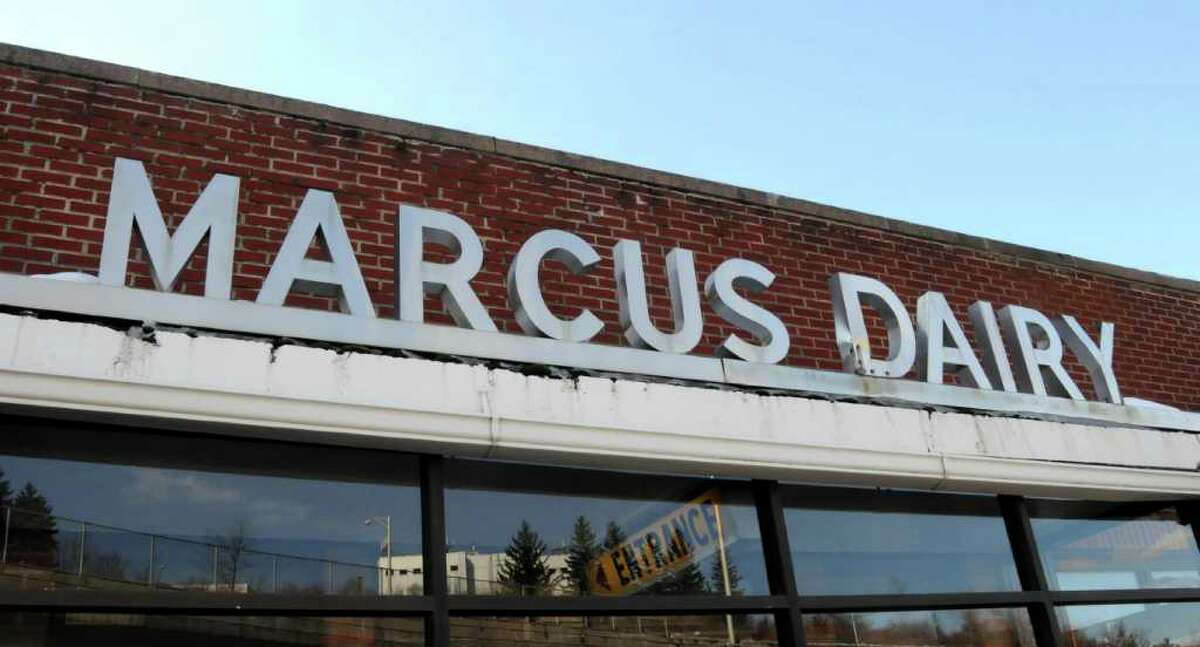 Before it became a shopping plaza, you would eat at Marcus Dairy and watch the motorcycles on Super Sunday.
