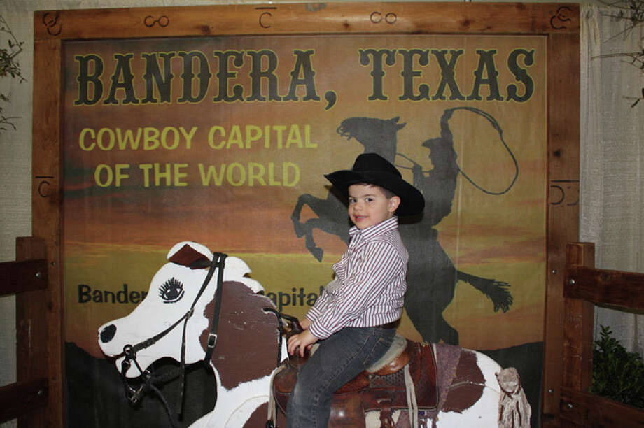 Rodeo Pix 2-5-2011 A Photo: Express-News / San Antonio Express-News