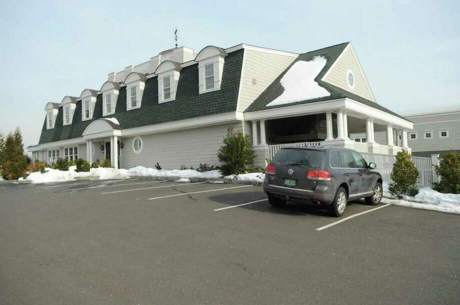 The Greenwich Water Club, 49 River Road, Cos Cob, on Monday, Feb. 7, 2011. Photo: Helen Neafsey / Greenwich Time
