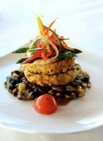Francesca's offers Southwestern-inspired dishes in an elegant setting.Hill Country vistaRestaurant: Francesca's at SunsetAddress: 16641 La Cantera Parkway (inside Westin La Cantera resort), 210-558-6500Hours: 6-10 p.m. dailyOn The Menu: