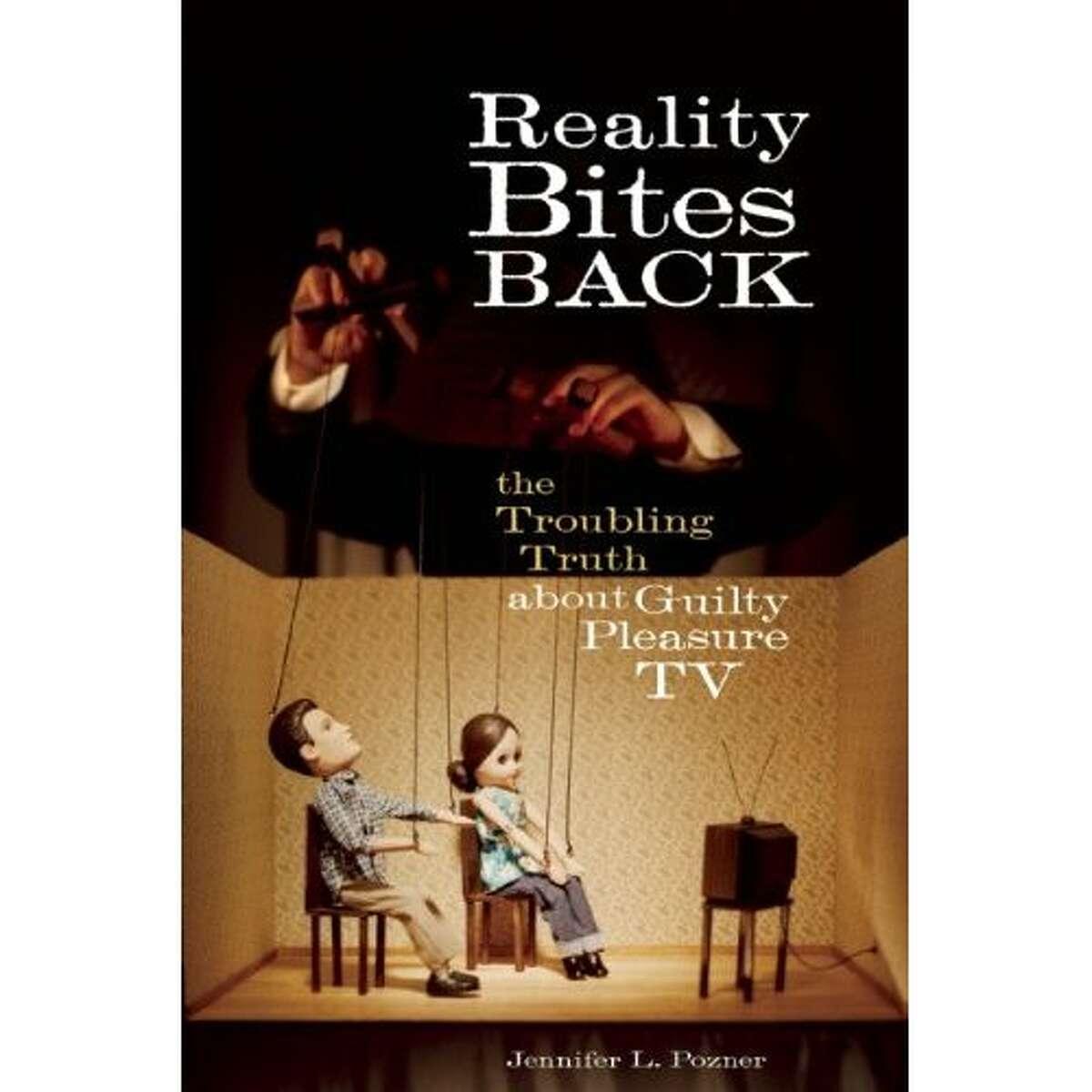 reality bites back, a book by Jennifer Pozner