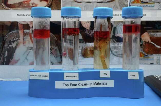 oil spill science fair projects References sciencestuffcom: the scientific method science buddies: steps of the scientific method all science fair projects: effects of oil spills on aquatic plants.