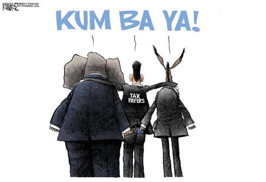 Bipartisan pickpockets