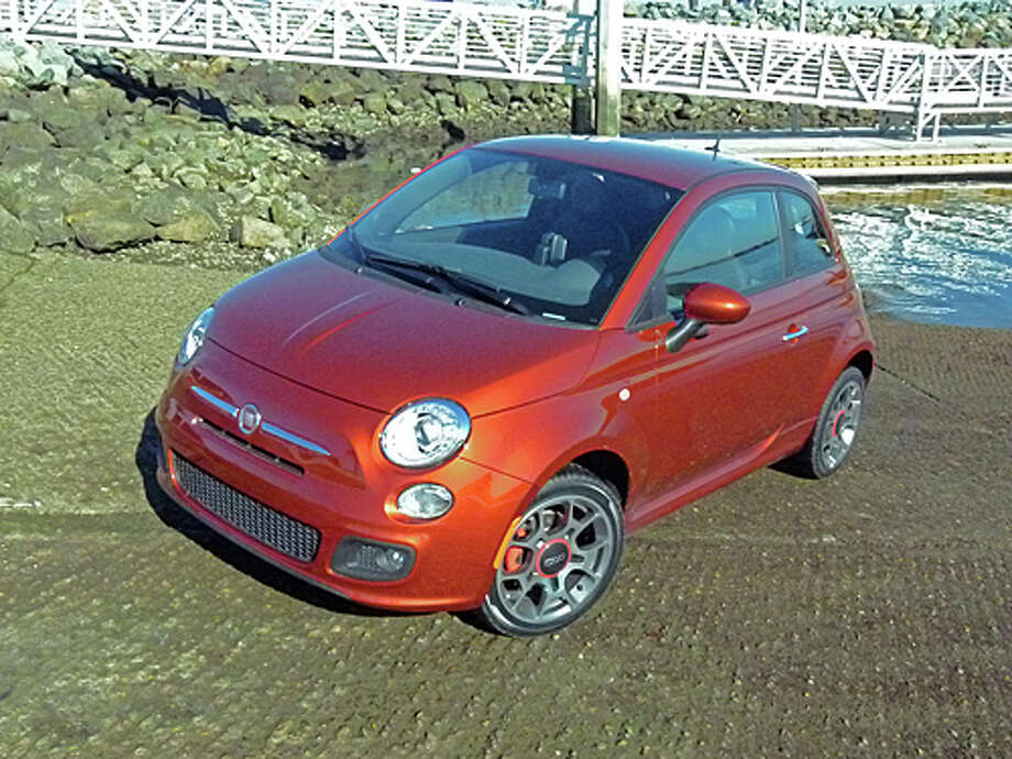 2012 Fiat 500 Sport (Photo by Dan Lyons) Photo: Dan Lyons / copyright: Dan Lyons 2011 - All rights reserved