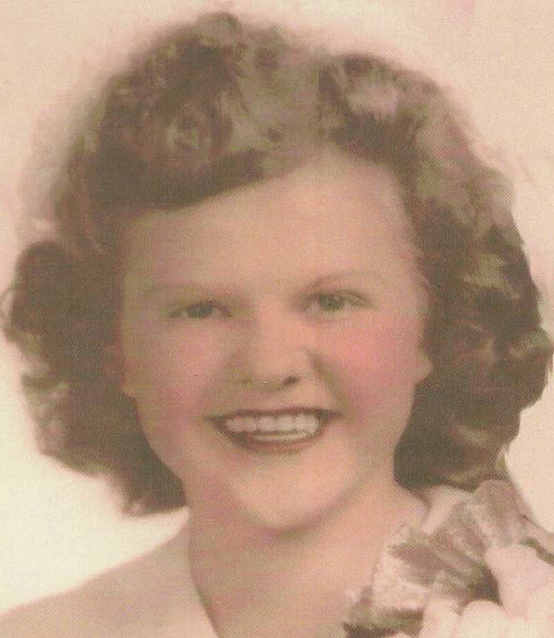 Anna Mae Kroll Jennings Photo: Contributed Photo / Fairfield Citizen contributed