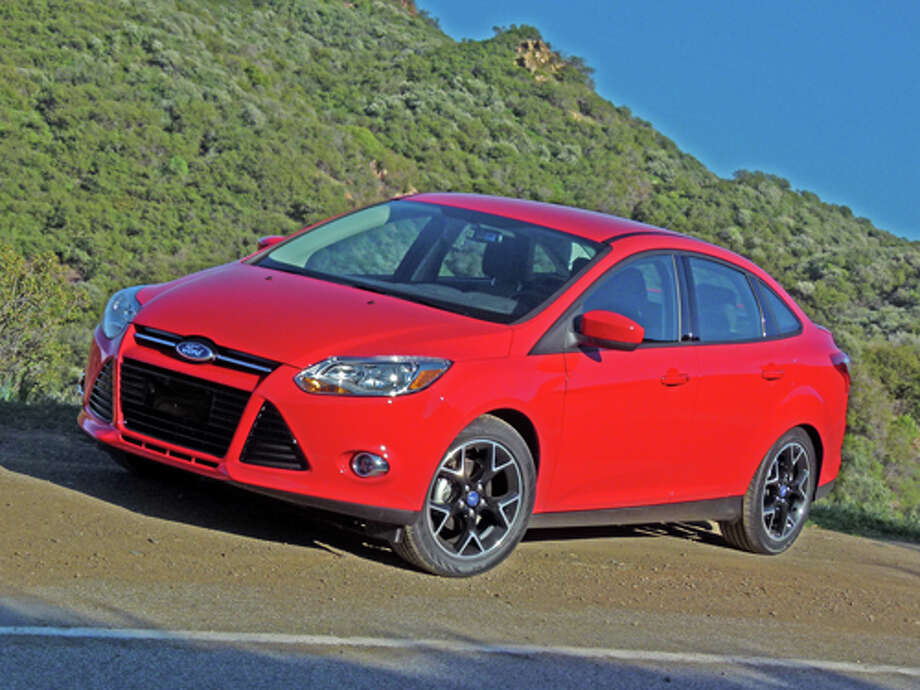 2012 Ford Focus (photo by Dan Lyons) Photo: Dan Lyons / copyright: Dan Lyons 2011 - All rights reserved