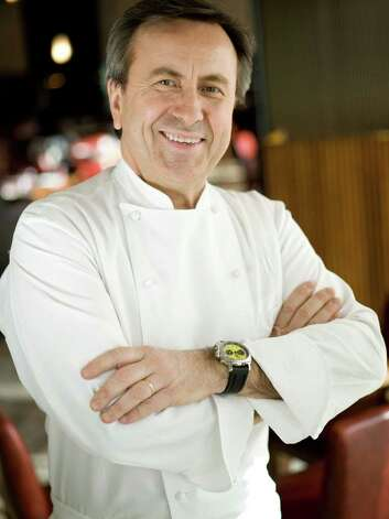 "Chef Daniel Boulud's restaurants include Daniel, Café Boulud on Manhattan's Upper East Side, DB Bistro Moderne in downtown New York City, Bar Boulud, located across from Lincoln Cneter, Maison Boulud in Beijing and Bar Boulud in London. Boulud is also the author of five cookbooks and ""Letters to a Young Chef."" Photo: Contributed Photo / Greenwich Citizen"