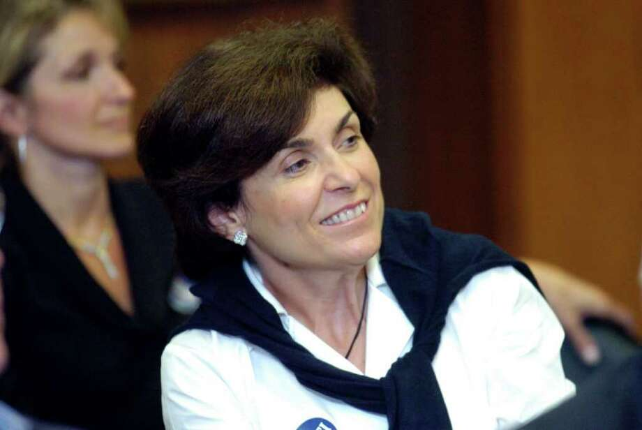 Greenwich Board of Education member Marianna Ponns Cohen. Photo: File Photo / Greenwich Time File Photo