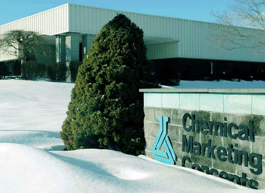 SPECTRUM/The headquarters of Chemical Marketing Concepts along Pickett District Road in New Milford, Tuesday, Feb. 8, 2011. Photo: Carol Kaliff / The News-Times