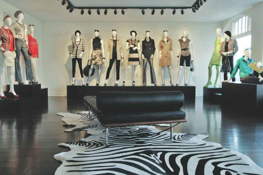 The Connaught Group's second-floor boutique at 283 Greenwich Ave. Photo: Contributed Photo / Stamford Advocate Contributed