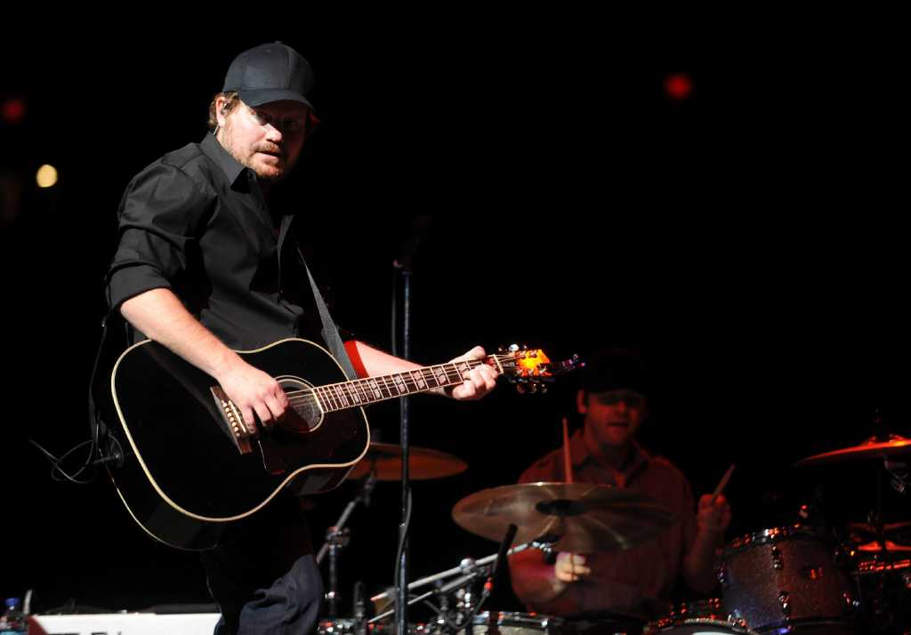 Overnight At The Rodeo Randy Rogers Band San Antonio Express News