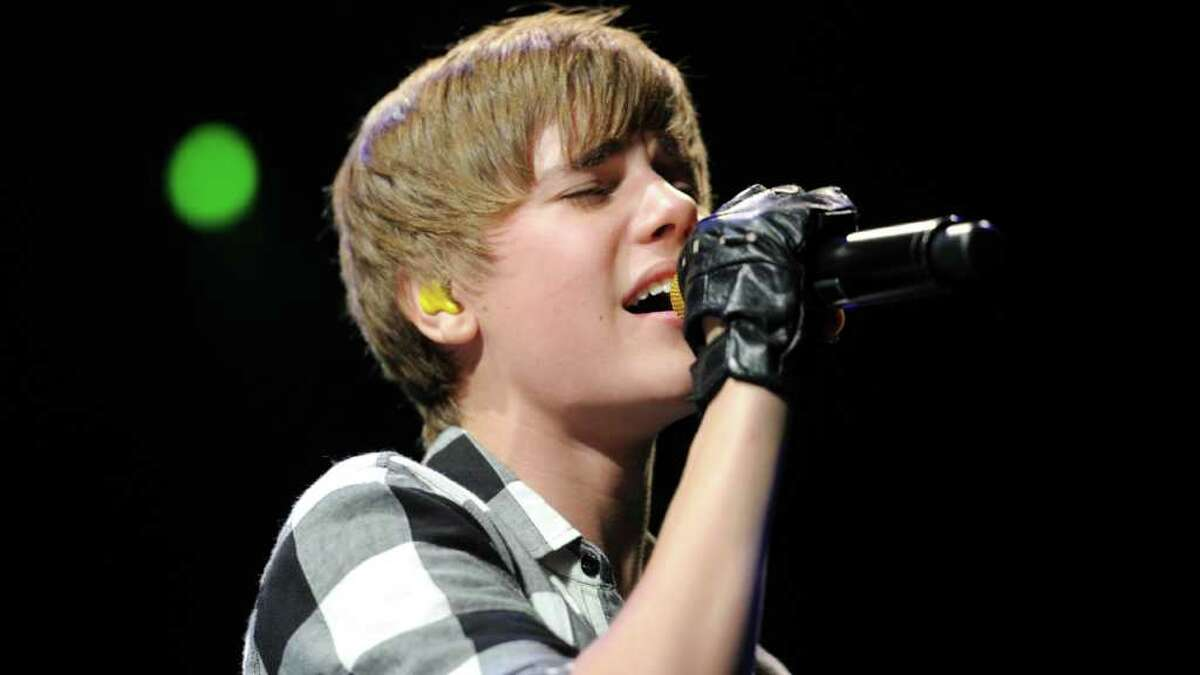 #3 Justin Bieber