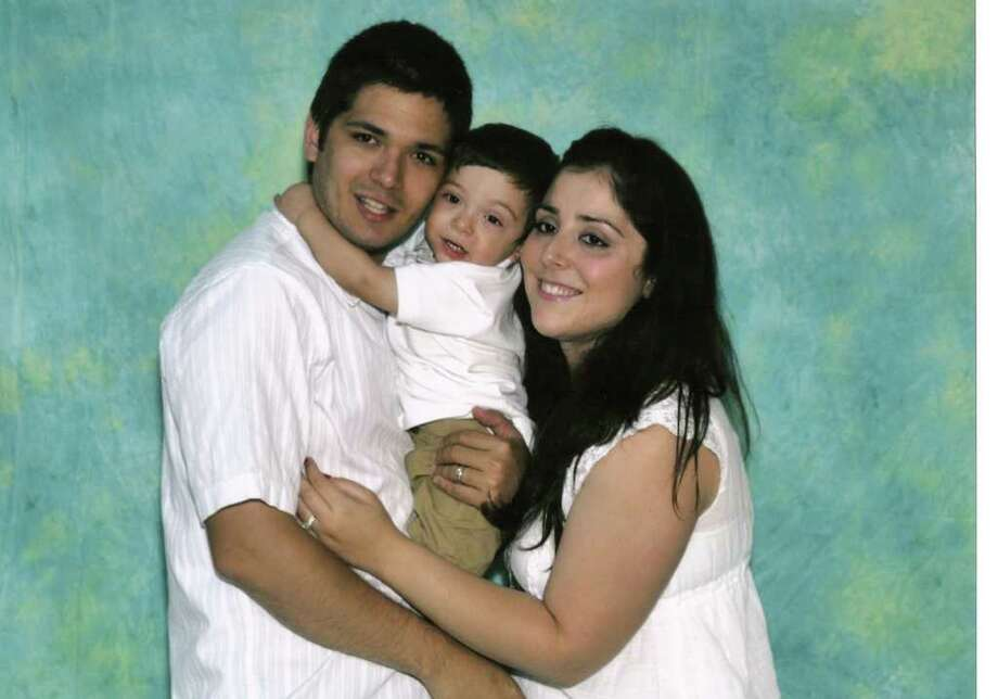 Dan Joye and family Photo: Contributed Photo / The News-Times Contributed