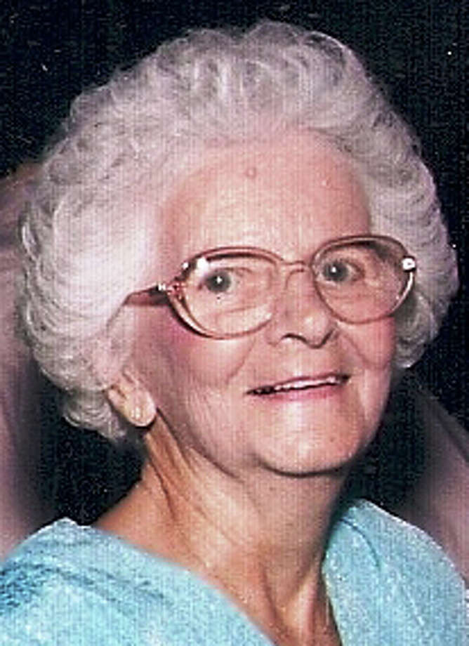 Virginia Hopkins Bebon Photo: Contributed Photo / Fairfield Citizen contributed